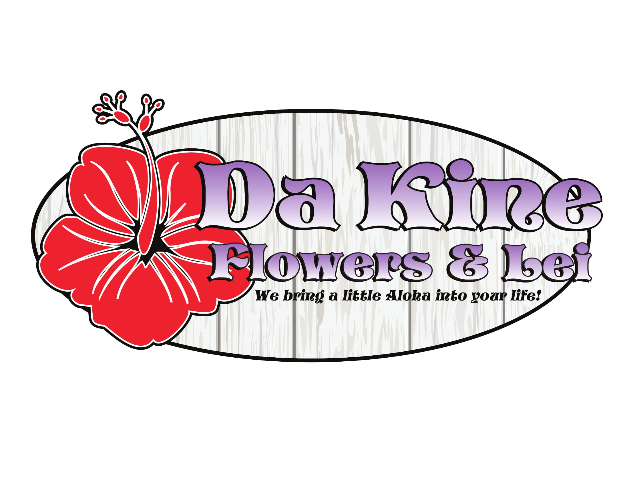Da Kine Flower And Lei